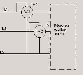 Branchement triphas sans neutre capteur photo lectrique - Difference entre phase et neutre ...